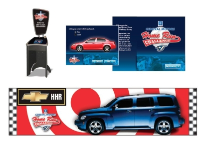 GM Canada: display and collateral