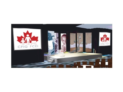 CFIG Canada: stage design