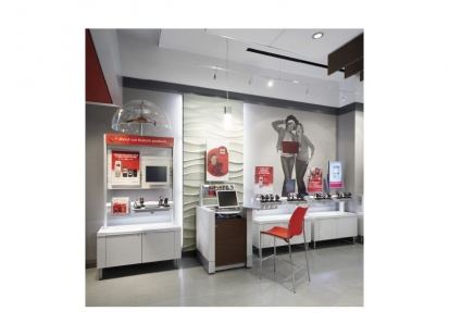 Rogers Communications: flagship stores