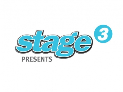 Stage 3 Presents: logo