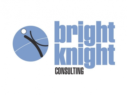Bright Knight Consulting: brand identity