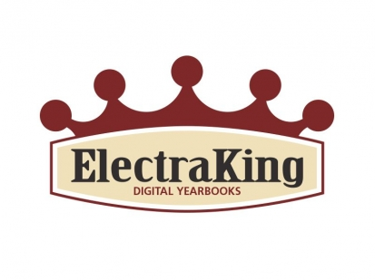ElectraKing Digital Yearbooks: logo